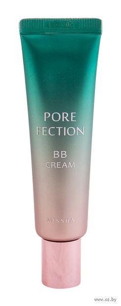"BB крем для лица ""Pore Fection BB Cream PA++"" SPF 30 тон: 1, light beige — фото, картинка"