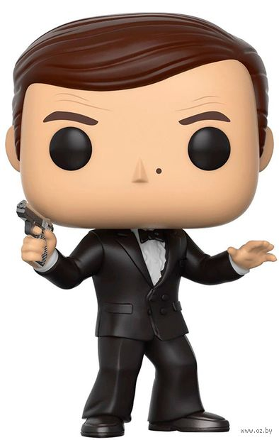 "Фигурка ""James Bond. Roger Moore"" — фото, картинка"