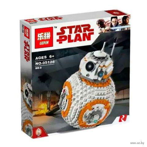 """Конструктор Star Plan """"BB-8"""" — фото, картинка"""
