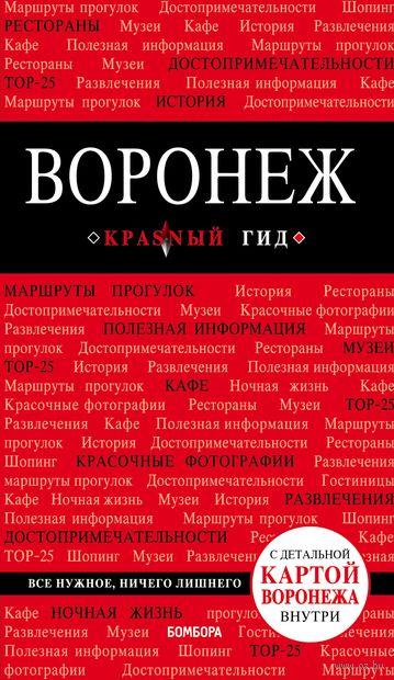 Воронеж. Путеводитель + карта — фото, картинка