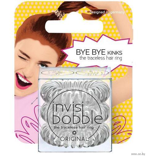 """Набор резинок-браслетов для волос """"Original Crystal Clear. С подвесом"""" (3 шт.; арт. 3144) — фото, картинка"""