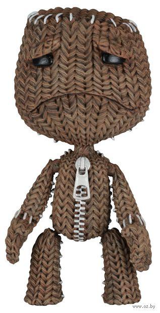 """Фигурка """"Neca. LittleBigPlanet. Грустный Сэкбой"""" (13 см)"""