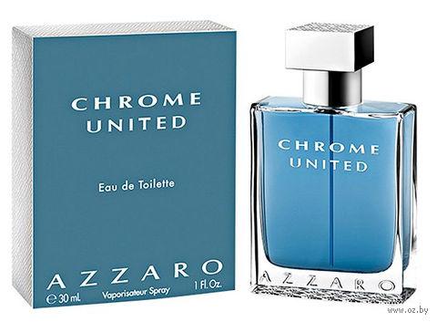 """Туалетная вода для мужчин Azzaro """"Chrome United"""" (30 мл)"""