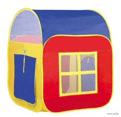 """Детская игровая палатка """"Волшебный домик"""" — фото, картинка"""