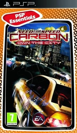 Need for Speed: Carbon: Own The City (Essentials) (PSP)