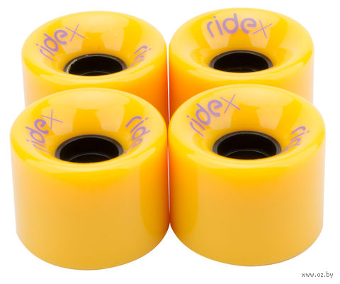 Комплект колес для круизеров SW-200 (4 шт.; песочный) — фото, картинка