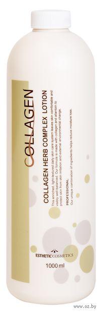 """Лосьон для лица """"Collagen Herb Complex"""" (1 л) — фото, картинка"""