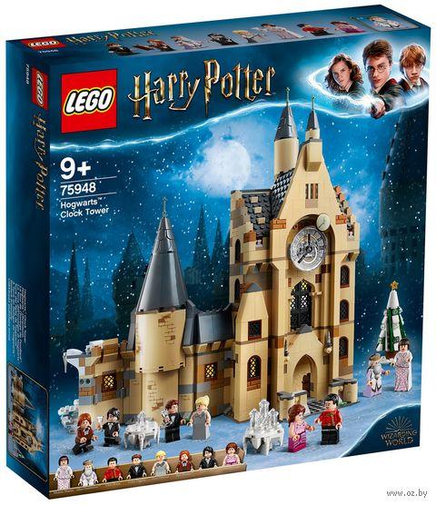 "LEGO Harry Potter ""Часовая башня Хогвартса"" — фото, картинка"