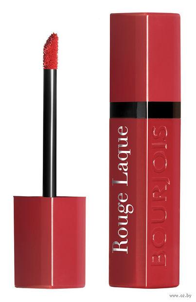 "Помада для губ ""Rouge Laque"" тон: 03, jolie brune — фото, картинка"