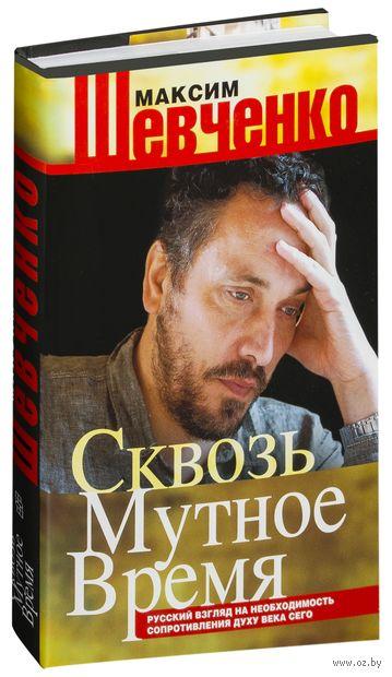 Сквозь мутное время. Максим Шевченко