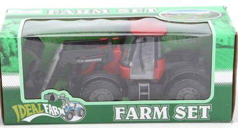 """Трактор """"Ideal Farm"""" — фото, картинка"""