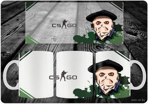 """Кружка """"Counter-Strike: Global Offensive"""" (арт. 7) — фото, картинка"""