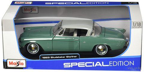 "Модель машины ""Studebaker 1953"" (масштаб: 1/18) — фото, картинка"