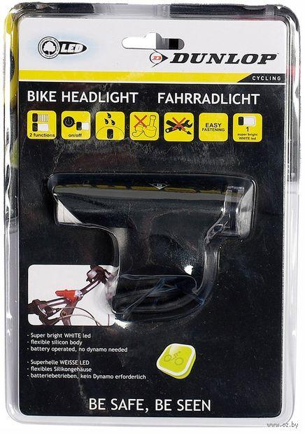 Фара для велосипеда пластмассовая (90 мм) — фото, картинка