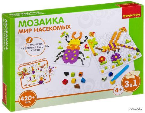 "Мозаика ""Мир насекомых"" (420 деталей) — фото, картинка"