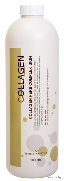 "Тоник для лица ""Collagen Herb Complex"" (1 л) — фото, картинка"