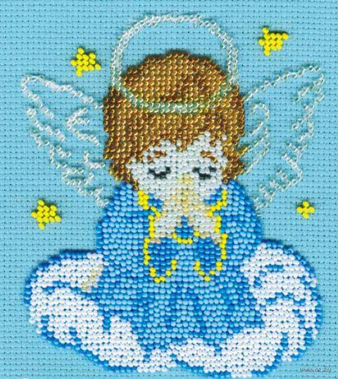 """Набор для вышивания """"Ангелок"""" (120x140 мм) — фото, картинка"""