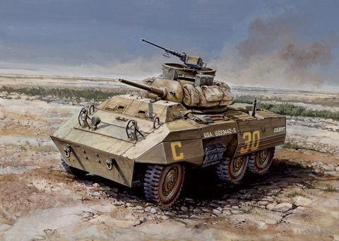 "Бронеавтомобиль ""M8 Greyhound"" (масштаб: 1/35) — фото, картинка"