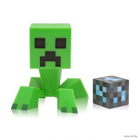 Фигурка. Minecraft Creeper (16 см)