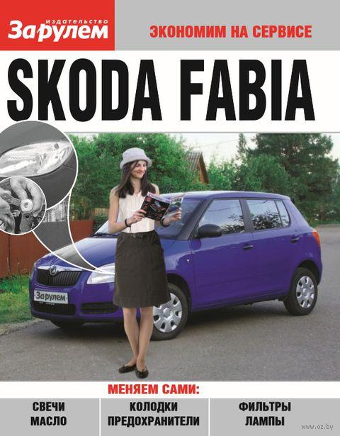 Skoda Fabia — фото, картинка
