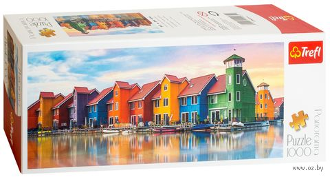 """Пазл """"Гронинген. Нидерланды"""" (1000 элементов) — фото, картинка"""