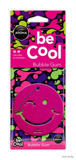"""Ароматизатор подвесной """"Be Cool"""" (bubble gum) — фото, картинка"""