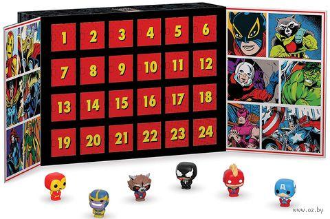 """Подарочный набор """"Advent Calendar. Marvel"""" — фото, картинка"""