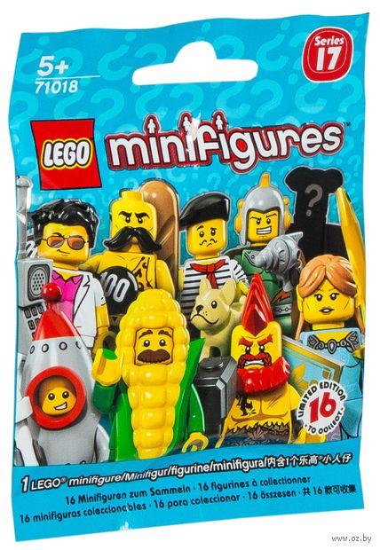 """LEGO Minifigures """"Серия 17"""" — фото, картинка"""