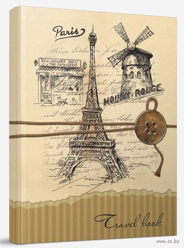 """Блокнот """"Travel book"""" (А5) — фото, картинка"""
