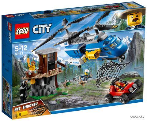 "LEGO City ""Погоня в горах"" — фото, картинка"