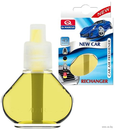 "Ароматизатор жидкий ""Rechanger"" (New Car; 8 мл; арт. 6357) — фото, картинка"
