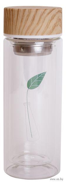 """Бутылка для воды """"Воздушность"""" (300 мл) — фото, картинка"""