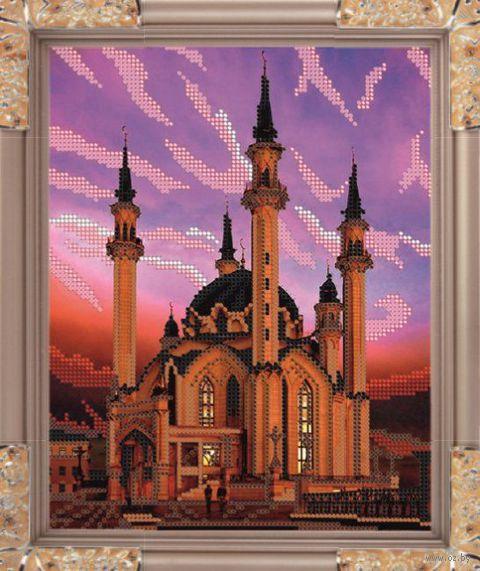 "Вышивка бисером ""Мечеть Куф аль Шариф"" (240х190 мм)"