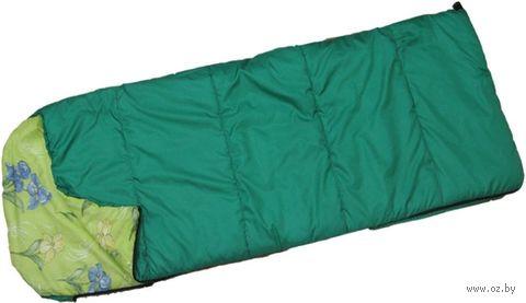 Спальник с подголовником, увеличенный СПФУ300 (ассорти)