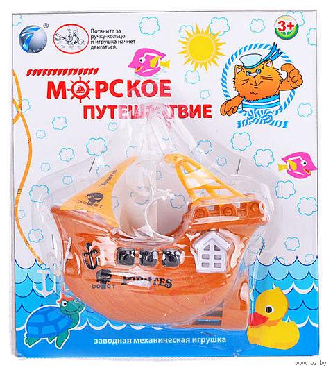 """Заводная игрушка для купания """"Морское путешествие"""" (арт. YS1378-21)"""