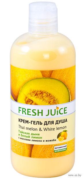 """Крем-гель для душа """"Тайская дыня и Белый лимон"""" (500 мл)"""