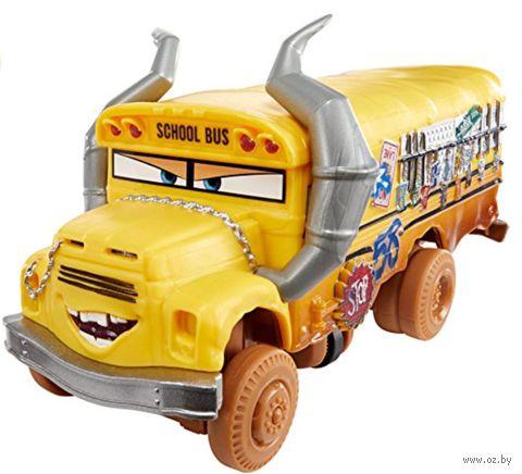 """Автобус """"Тачки 3. Сумасшедшая восьмерка. Мисс Крошка"""" — фото, картинка"""