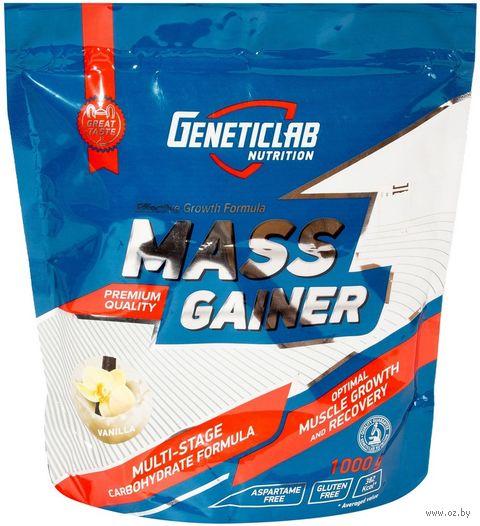 """Гейнер """"Mass Gainer"""" (1 кг; ваниль) — фото, картинка"""