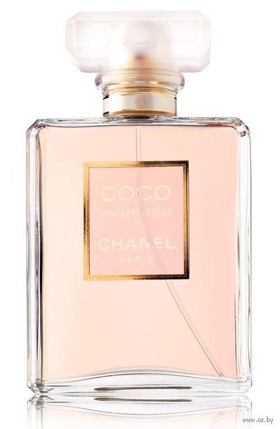 """Парфюмерная вода для женщин Chanel """"Coco Mademoiselle"""" (35 мл) — фото, картинка"""