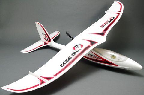 """Самолет на радиоуправлении """"Easy Glider"""" — фото, картинка"""