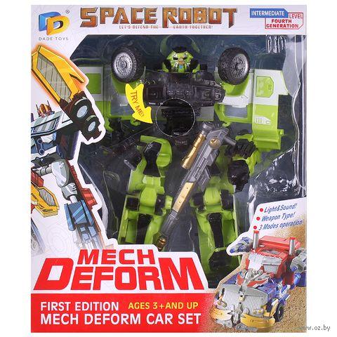 "Робот-трансформер ""Space Robot"" (арт. DV-T-376) — фото, картинка"