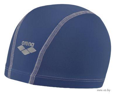 """Шапочка для плавания """"Unix"""" (тёмно-синяя; арт. 91278 16) — фото, картинка"""