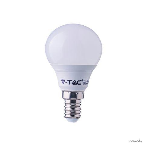 Светодиодная лампа V-TAC VT-1880 5,5 ВТ, Е14, 2700К — фото, картинка