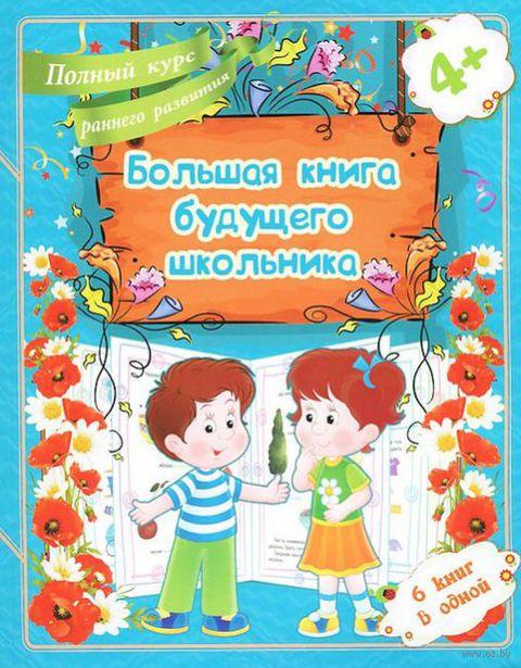 Большая книга будущего школьника. Евгения Ищук