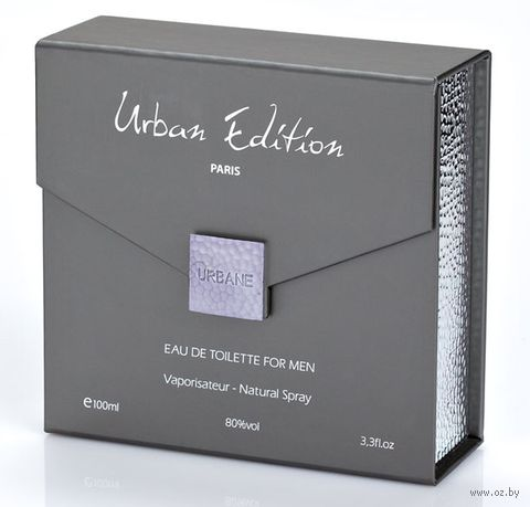 "Туалетная вода для мужчин ""Urban Edition"" (100 мл)"