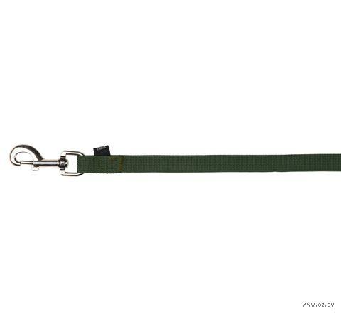 Поводок (1,5 м; зеленый) — фото, картинка