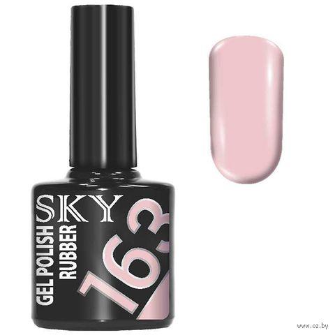 """Гель-лак для ногтей """"Sky"""" тон: 163 — фото, картинка"""