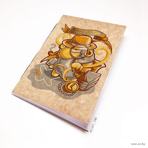 """Блокнот крафт """"Овен"""" (А5; арт. 703) — фото, картинка"""