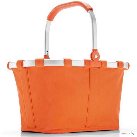 """Корзина """"Carrybag"""" (XS; carrot)"""