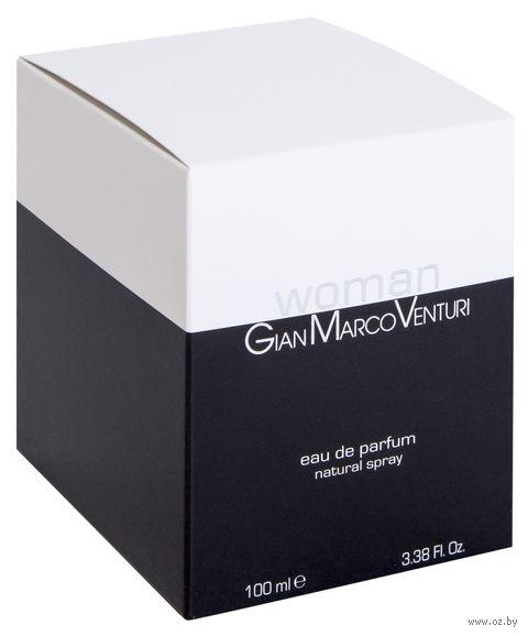 "Парфюмерная вода для женщин Gian Marco Venturi ""Woman"" (100 мл) — фото, картинка"